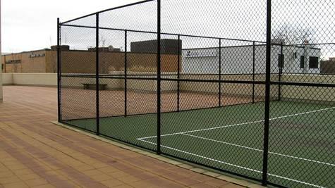 363 Colborne St London Ontario Tennis Courts