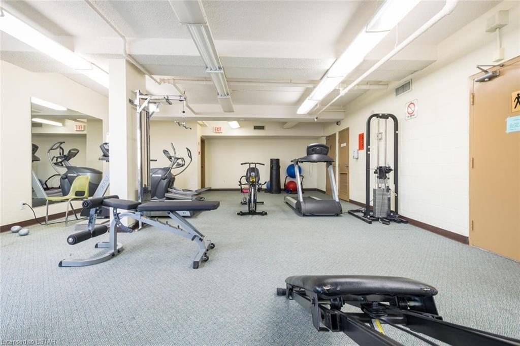 389 Dundas Street London Ontario gym