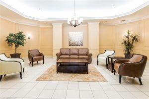 389 Dundas Street London Ontario lobby 3