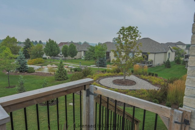 Landscaped well at 181 Skyline London Ontario