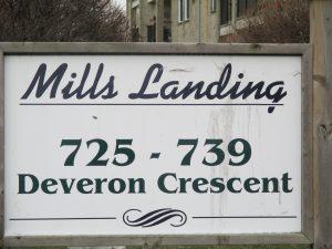 Mills landing Deveron Court Apartment Buildings