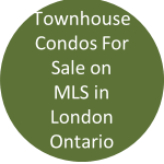 All Townhouses For Sale London Ontario MLS