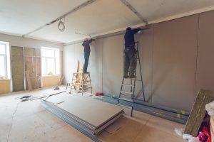 under construction in London Ontario