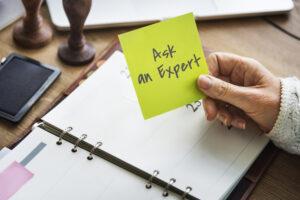 ask an expert Realtor