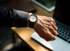 time is important in a real estate transaction