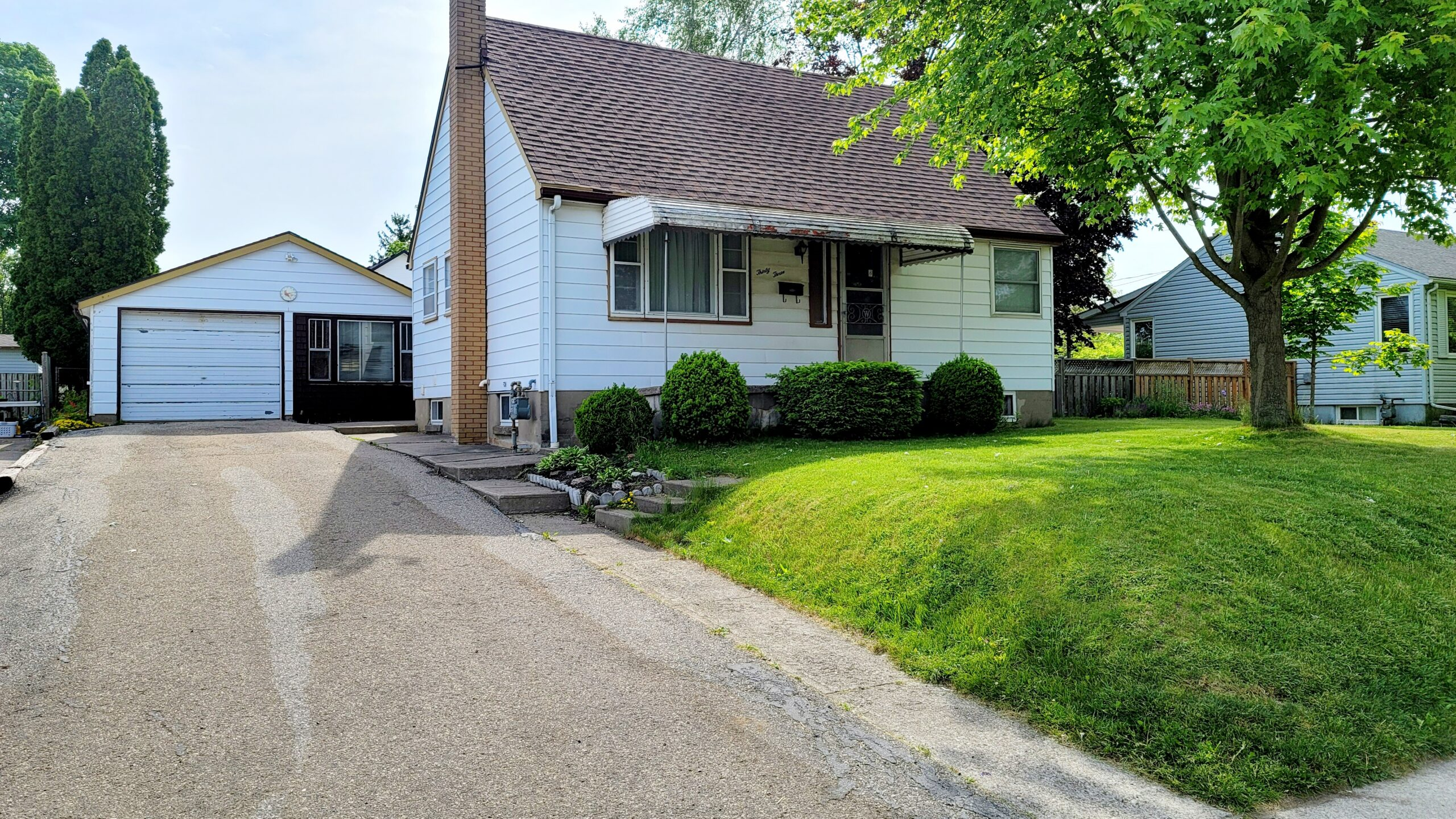33 Maud St Woodstock Ontario N4S 3Y3 House For Sale $339,900