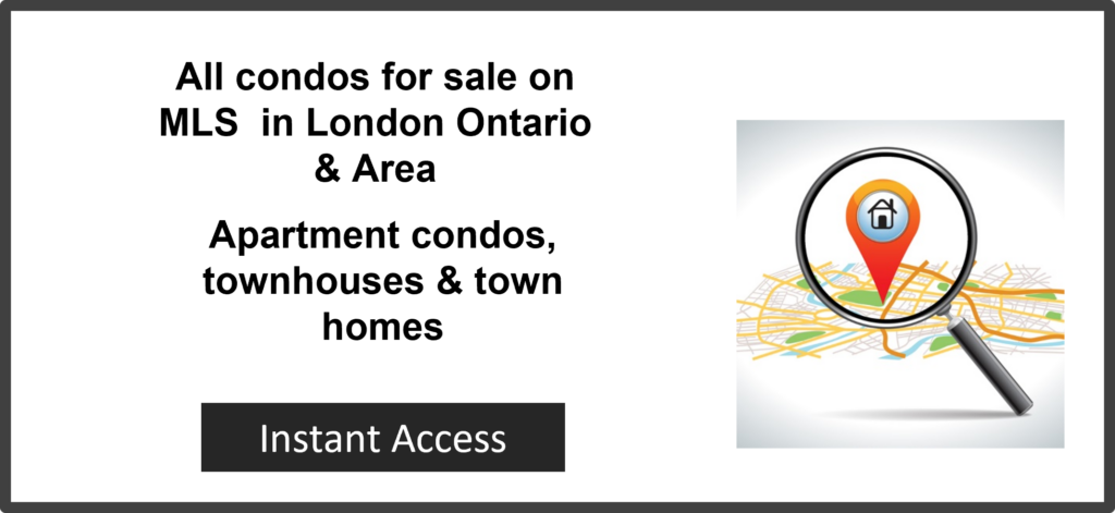ondos for sale on MLS in London Ontario & Area Instant Access