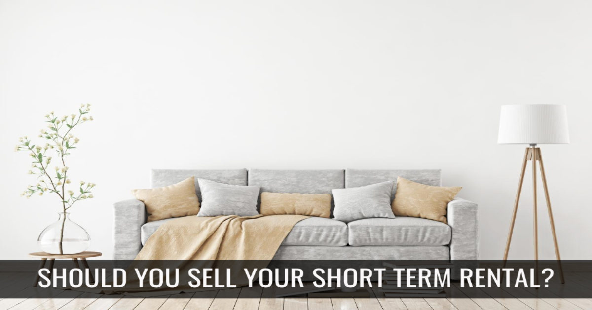 Top Spokane Real Estate Should You Sell Your Short Term Rental