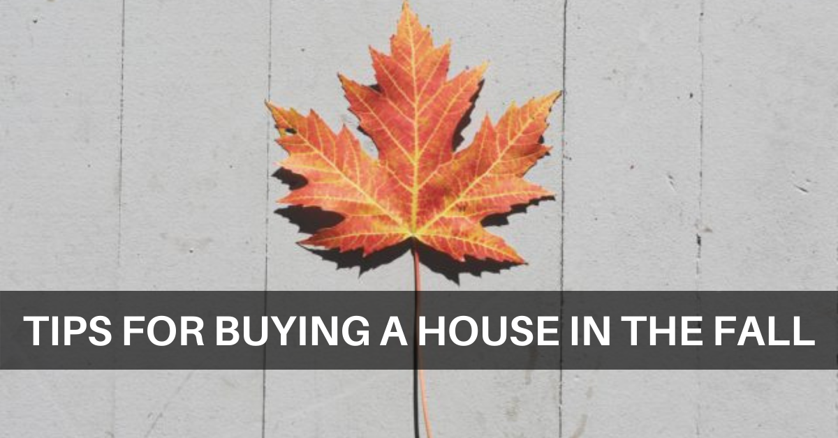 Top Spokane Real Estate Tips For Buying A House In The Fall