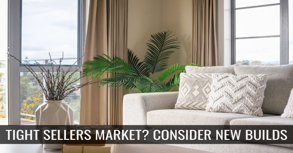 Top Spokane Real Estate Tight Seller's Market Consider New Builds