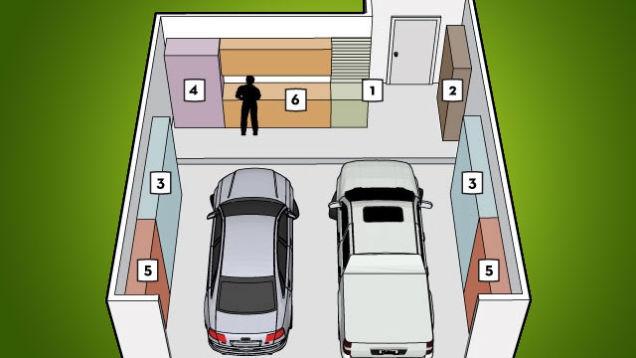 Organize Your Garage Into Zones 1264851820157750853