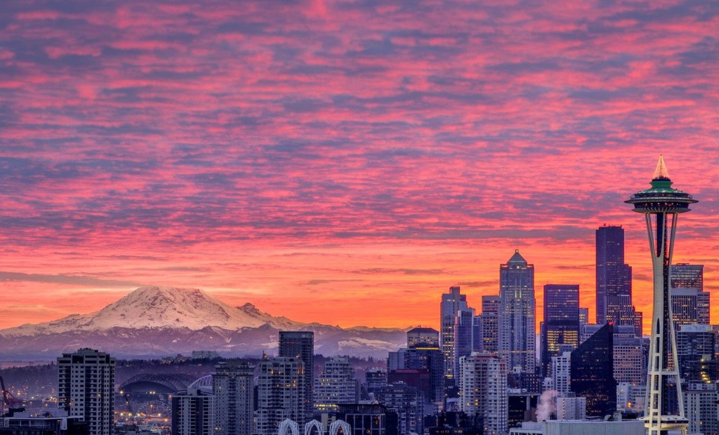 Seattle Home Price increase ties for No. 1 in U.S.