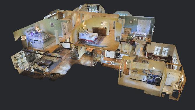 3D Real Estate Walk Through Tours