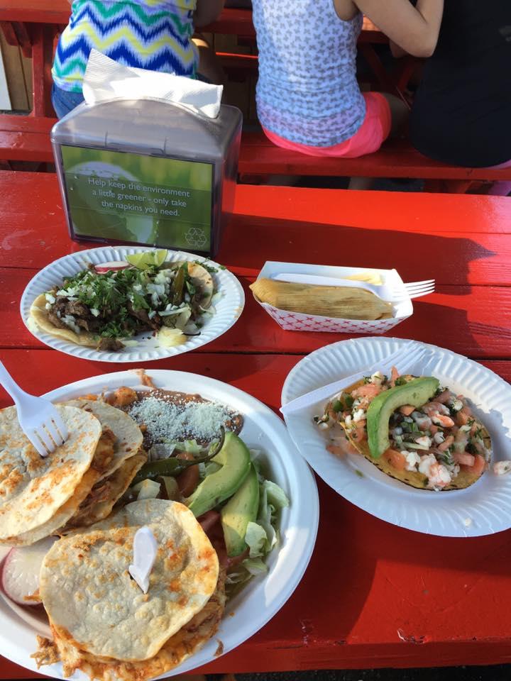 marysville mexican food taco truck el rey