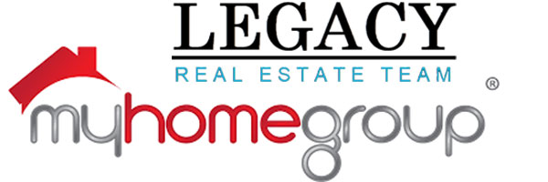 The Legacy Real Estate Team Logo