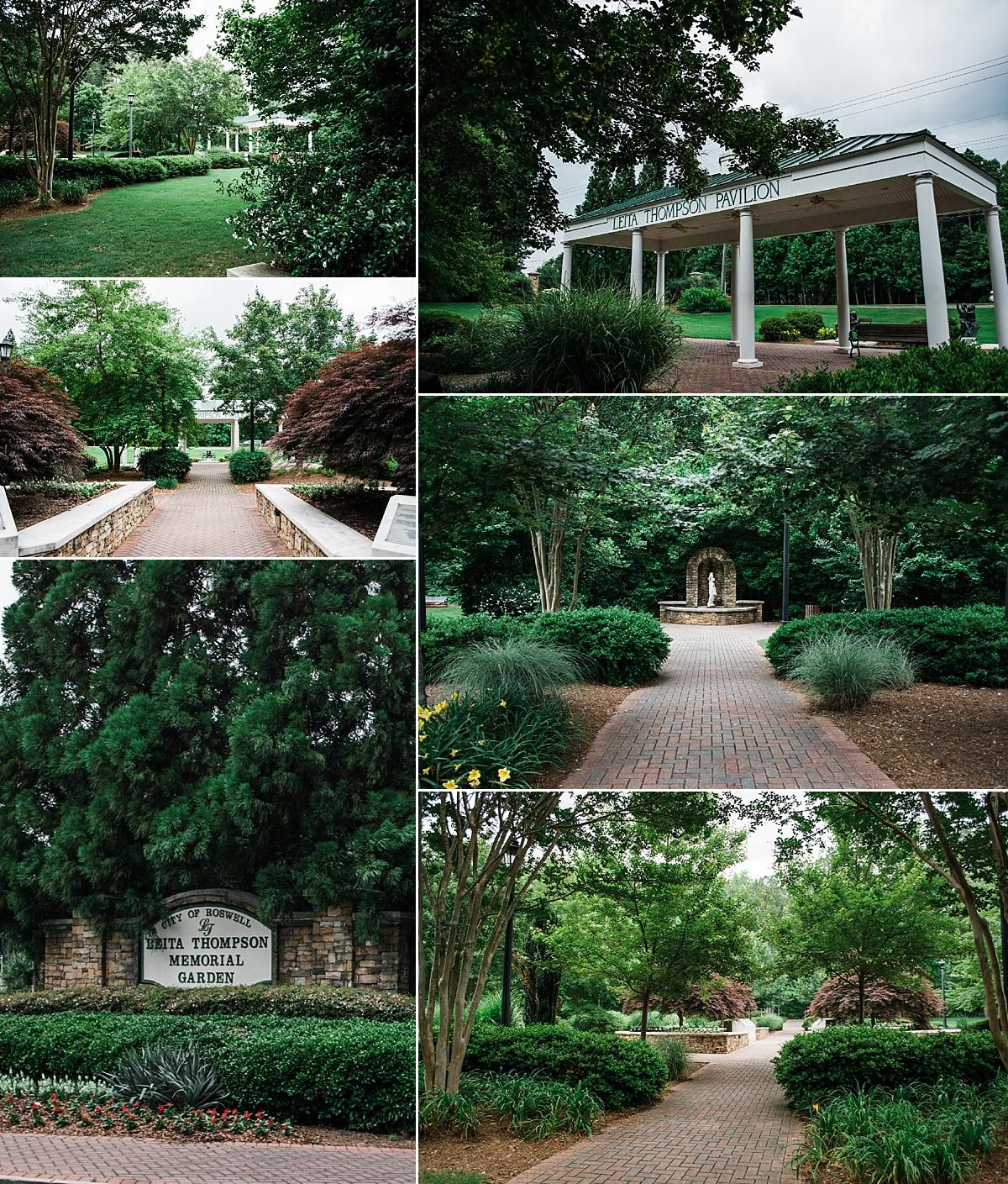 leita thompson memorial garden