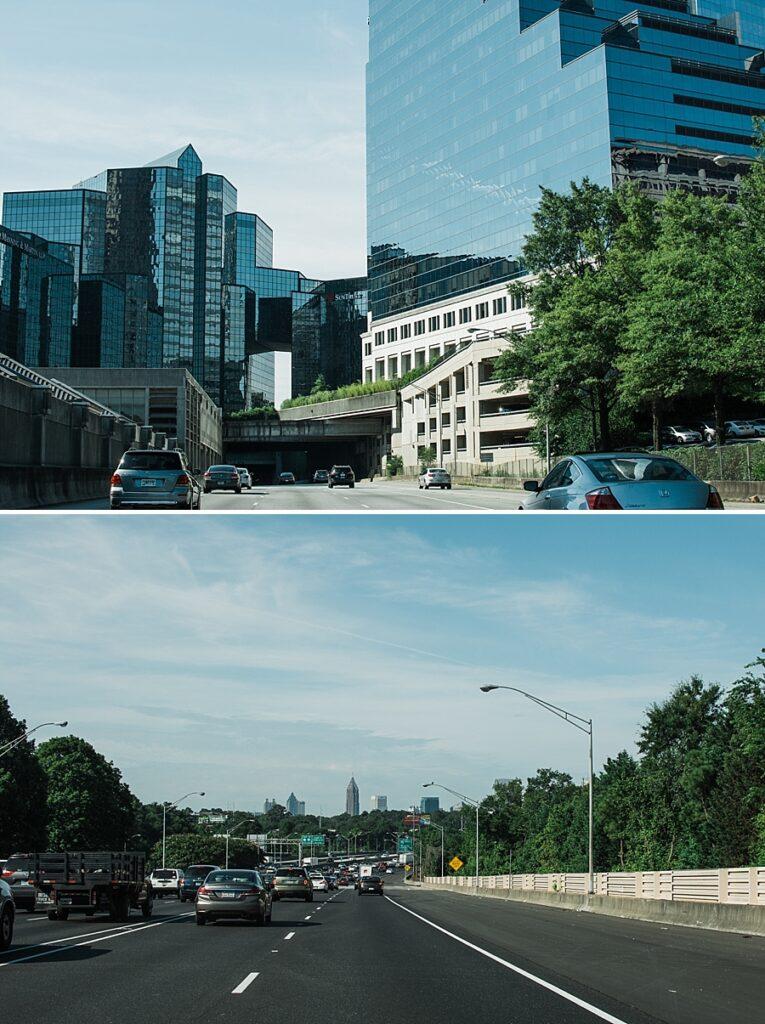 Buckhead Corporate Buildings