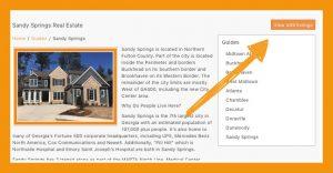 Real Estate in Sandy Springs GA