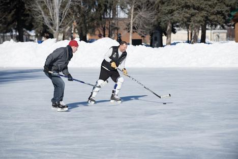 Huntsville Ice Rink
