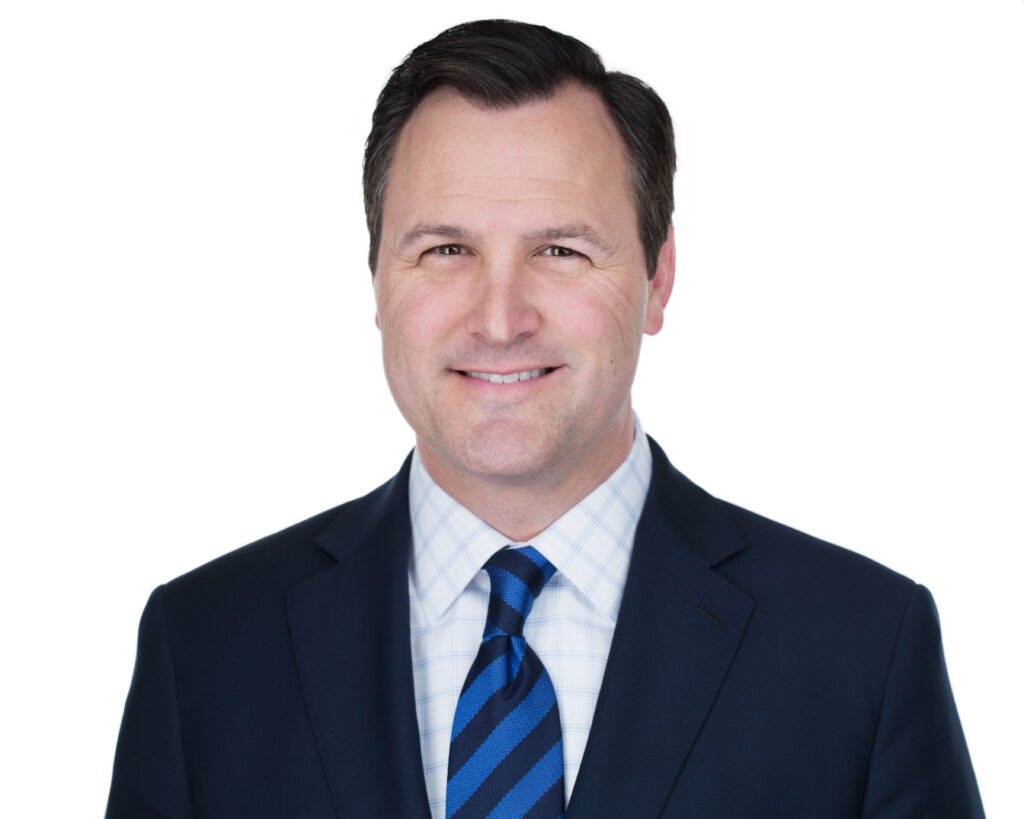 A photo of Dan Hamilton, founder and team leader of Dan Hamilton & Co. Keller Williams.