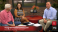 Dan Hamilton with Your Carolina Hosts Jack and Megan discussing home improvements that are worth the cost.