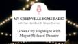 Greer Highlight with Mayor Rick Danner