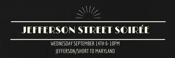 Jefferson Street Soirée