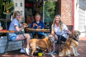 Ginger Walker Dining Fredericksburg