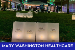 Mary Washington Healthcare Give Back Team