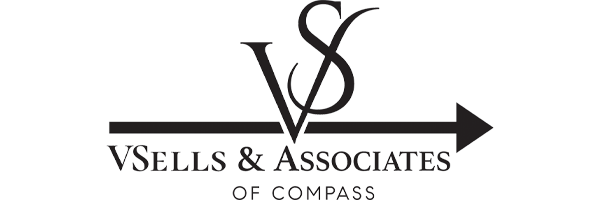 VSells & Associates of Compass Logo