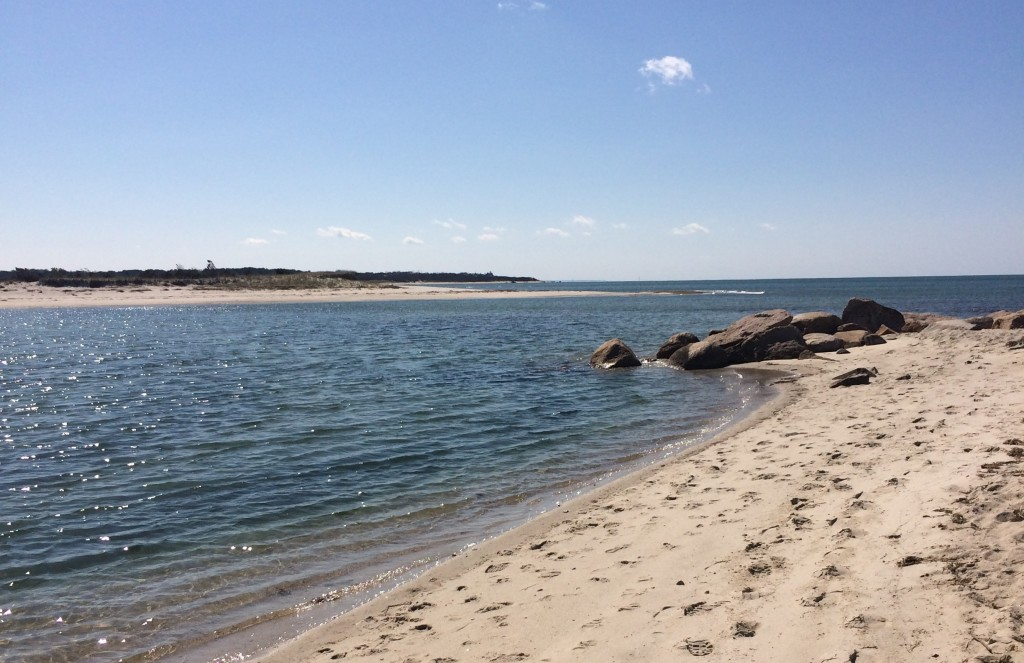 Paine's Creek Beach - Brewster MA