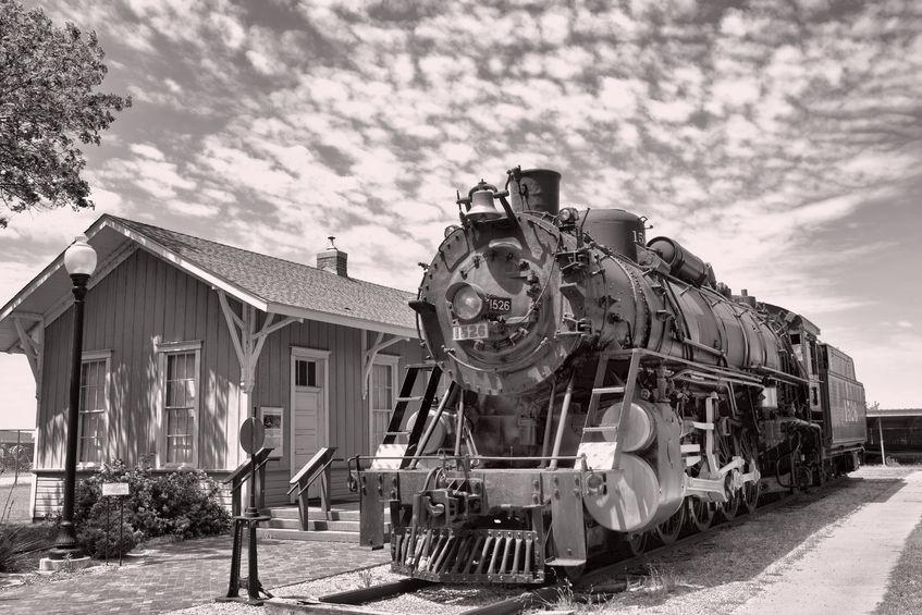 Rail trail history
