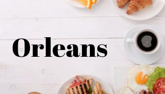 Orleans Breakfast Sandwiches