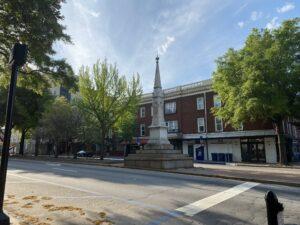 Athens GA Obelisk