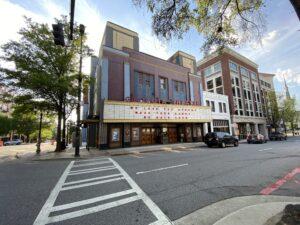 Athens GA Georgia theater