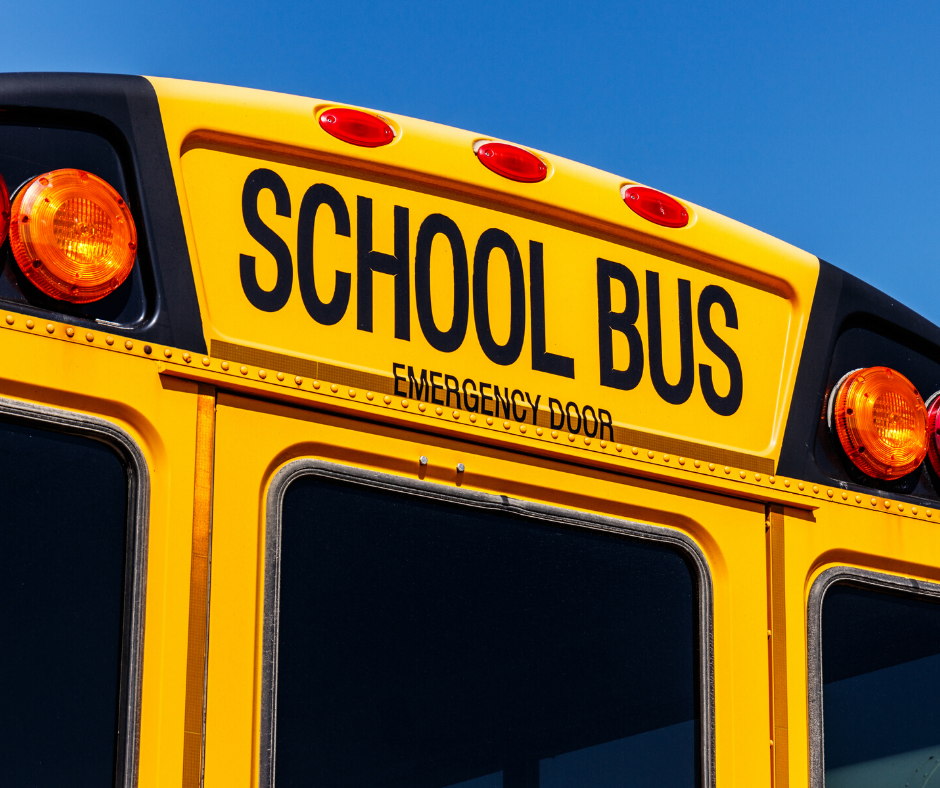 Back to School - Bus Safety