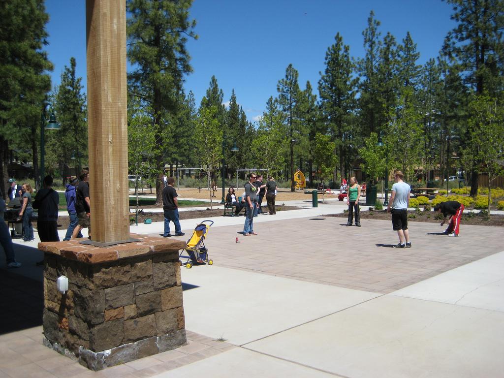Northwest Crossing Park, Bend OR