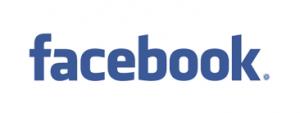 facebook white bg logo
