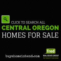 search central oregon homes