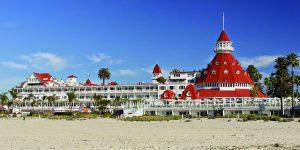 Hotel Del Coronado Easter