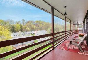 Deck views