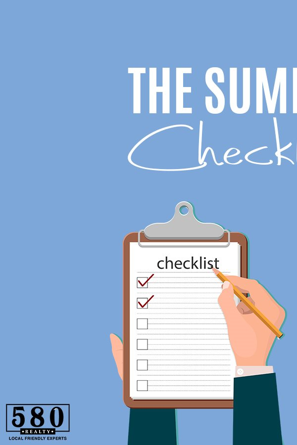 The Summer Check List