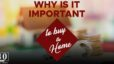 Why is it Important to Buy a Home