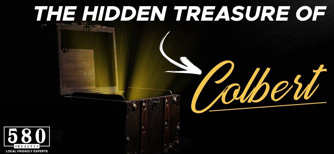 The Hidden Treasure of Colbert