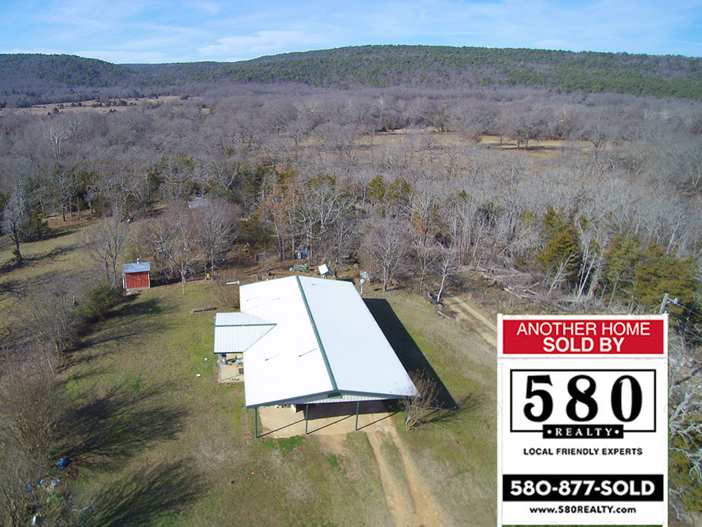 SOLD - 409212 E 1790 Road Antlers OK 74557