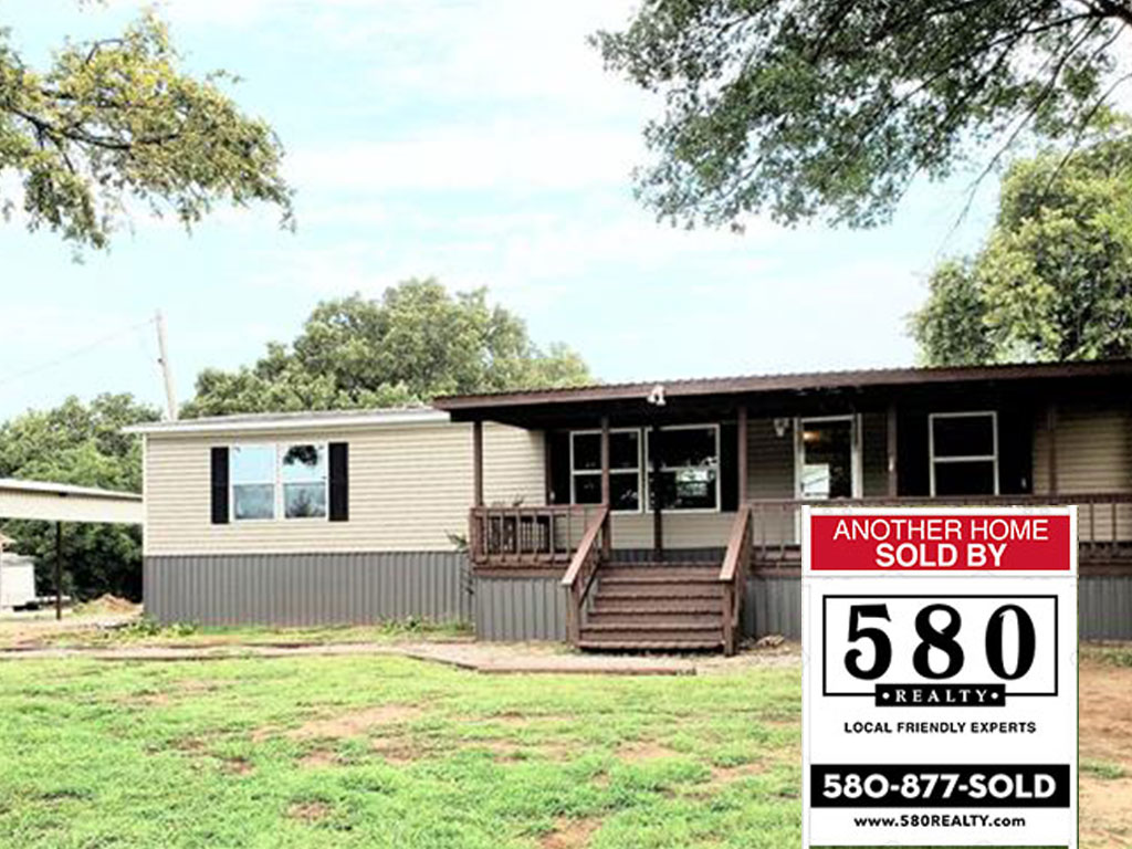 SOLD - 10 Aster Drive Mead OK 73449