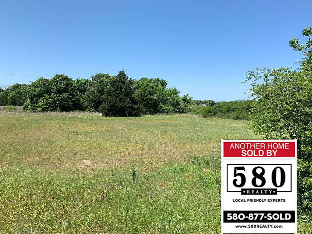 14.4 acres Leavenworth Trail Mead OK 73449