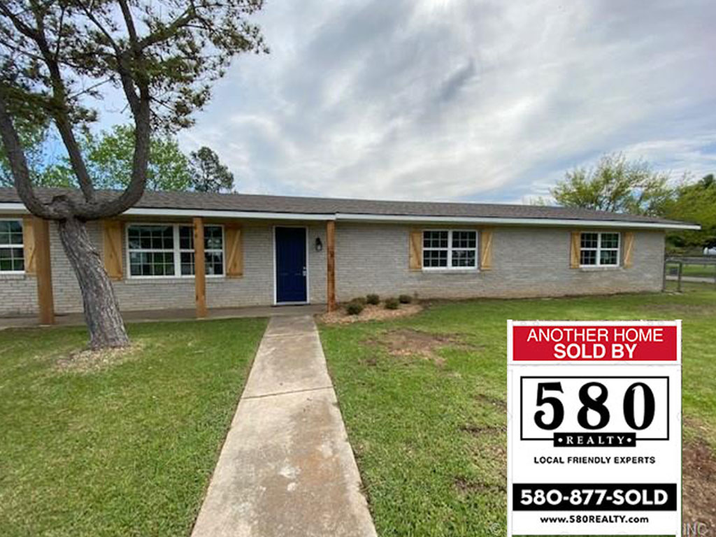 SOLD - 202 Cornell Dr. Durant OK 74701