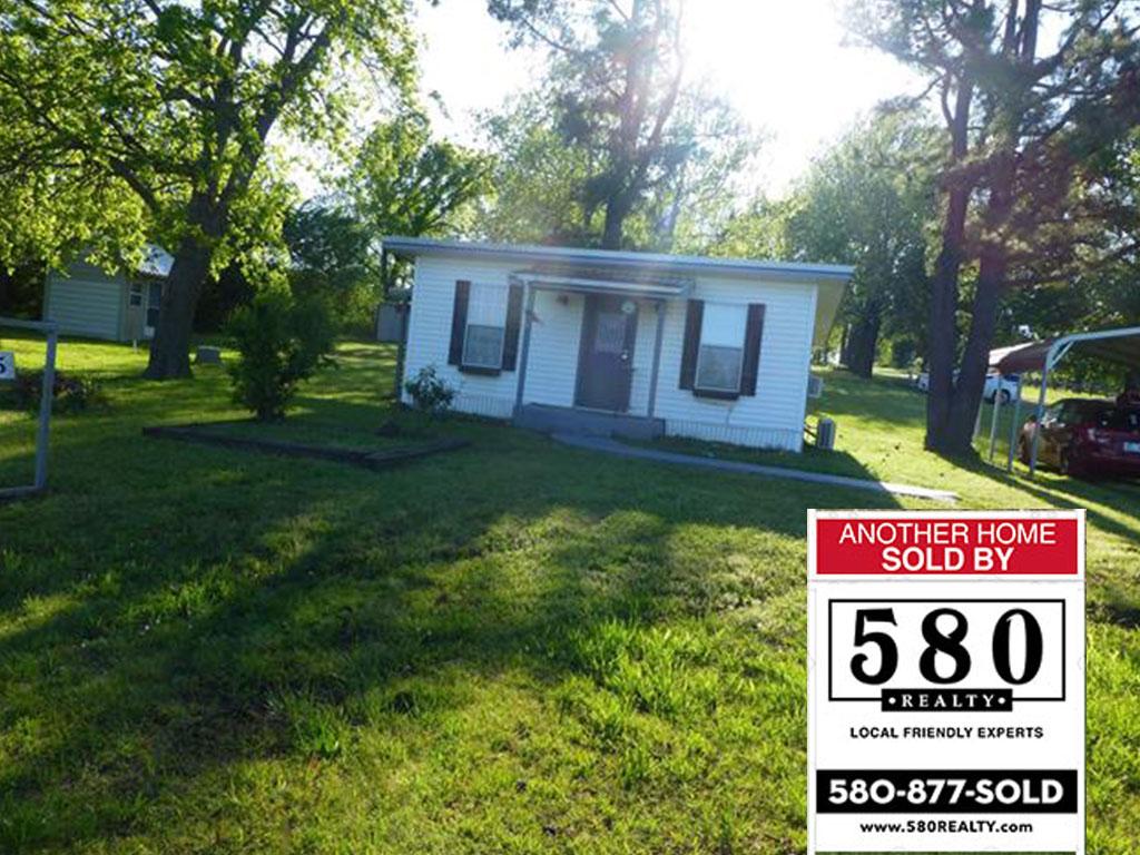 SOLD - 3045 Silo Road Durant OK 74701