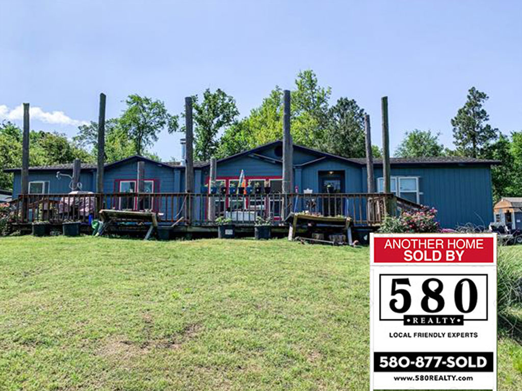 SOLD - 2757 S Forrest Hill Road Atoka OK 74525